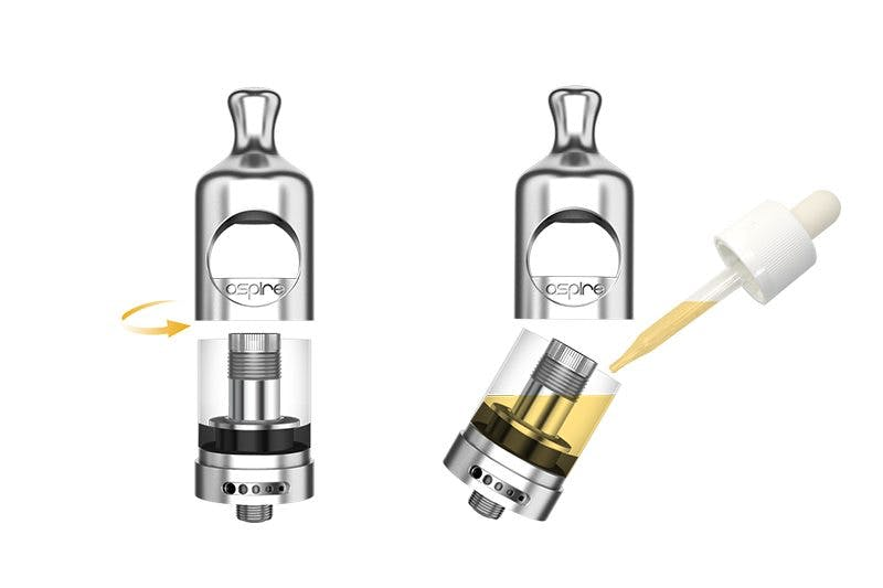 Aspire Nautilus 2 Top Fill