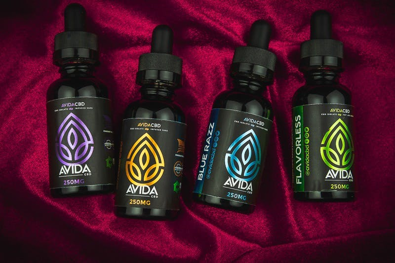 Avida CBD Review | Four New Flavors Inspired by Candy