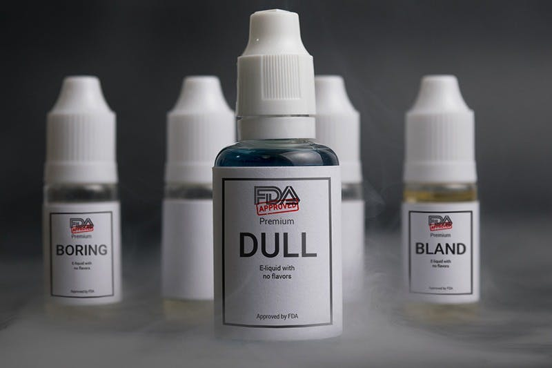 FDA Announces New Restrictions on Flavored Vapes