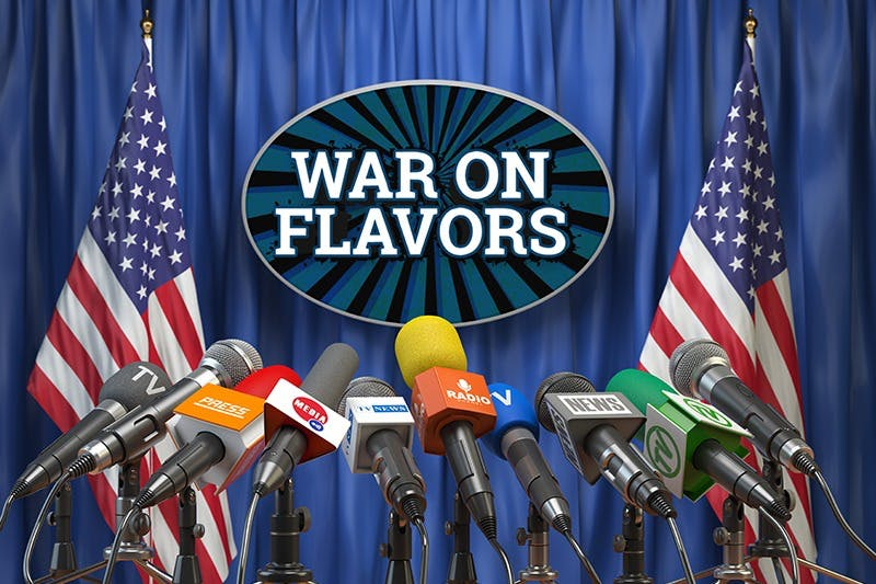 New Bills in Congress Would Ban Vape Flavors